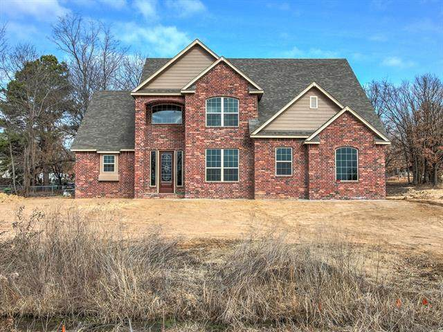 11887 W 66th Place S, Sapulpa, OK 74066 (MLS #2028141) :: Hopper Group at RE/MAX Results