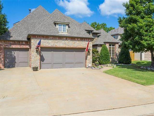 10522 S 86th East Place E, Bixby, OK 74133 (MLS #2028151) :: 918HomeTeam - KW Realty Preferred