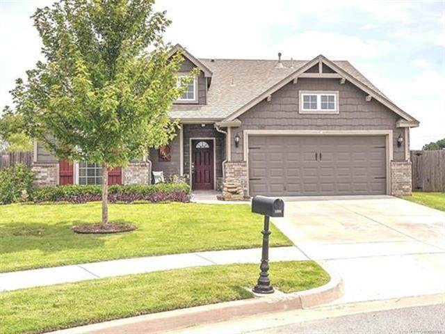 11205 N 148th East Avenue, Owasso, OK 74055 (MLS #2028316) :: Active Real Estate