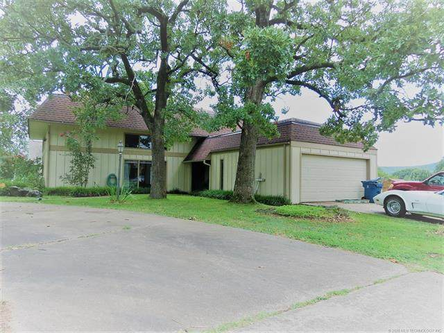 1501 S 5th Street, Mcalester, OK 74501 (MLS #2028428) :: Active Real Estate