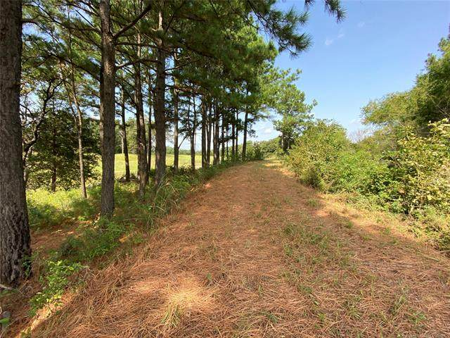 3692 N 372, Holdenville, OK 74848 (MLS #2028471) :: Active Real Estate