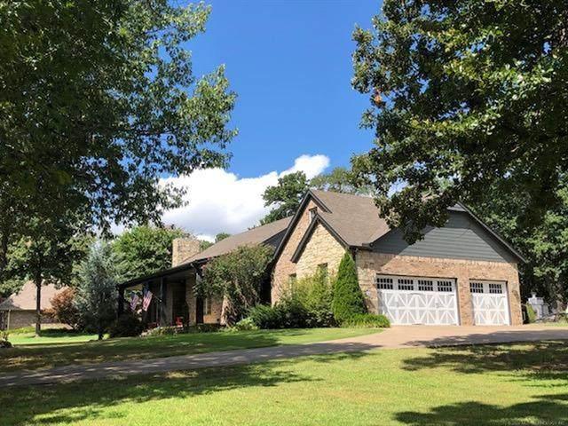 2515 Shasten Street, Grove, OK 74344 (MLS #2028545) :: Active Real Estate