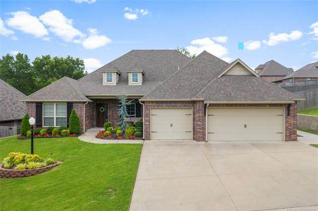 1707 Forest Hill Drive, Claremore, OK 74017 (MLS #2028578) :: Active Real Estate