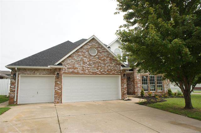 4333 S Beech Avenue S, Broken Arrow, OK 74011 (MLS #2028611) :: RE/MAX T-town