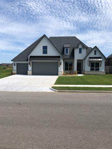 12907 S 5th Place, Jenks, OK 74037 (MLS #2028650) :: Hopper Group at RE/MAX Results