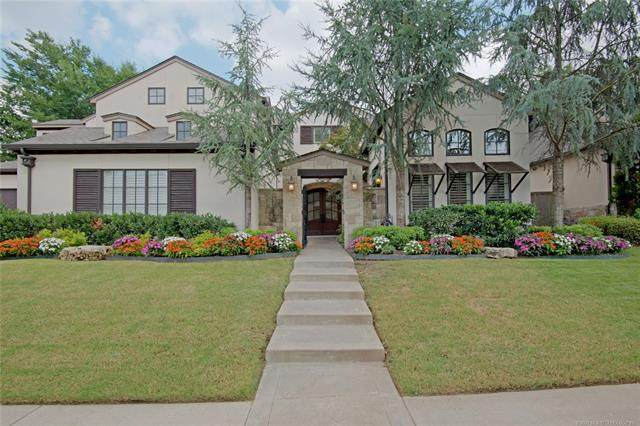 11609 S Oswego Avenue, Tulsa, OK 74137 (MLS #2028679) :: Hopper Group at RE/MAX Results