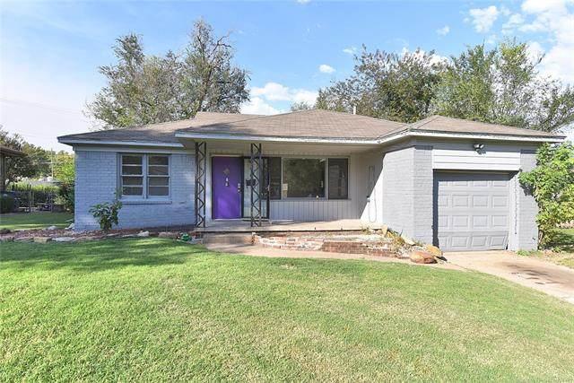 3810 S Indianapolis Avenue, Tulsa, OK 74135 (MLS #2028714) :: 918HomeTeam - KW Realty Preferred