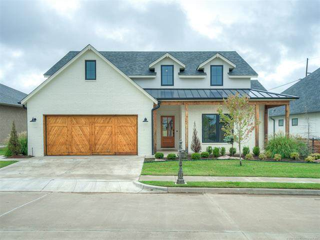 905 W 85th Street, Tulsa, OK 74132 (MLS #2028827) :: Hopper Group at RE/MAX Results