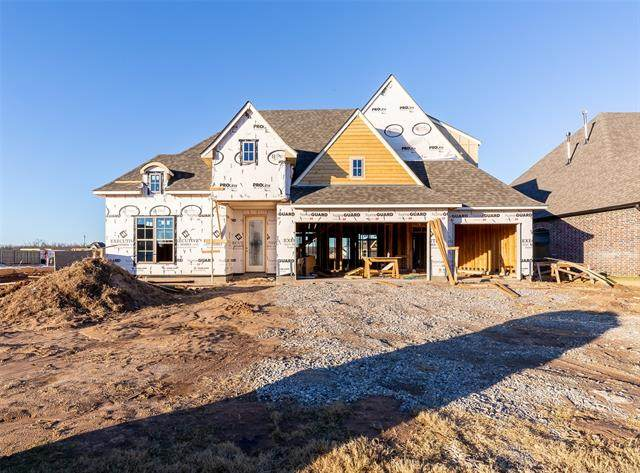 6033 E 127th Place S, Bixby, OK 74008 (MLS #2028852) :: RE/MAX T-town