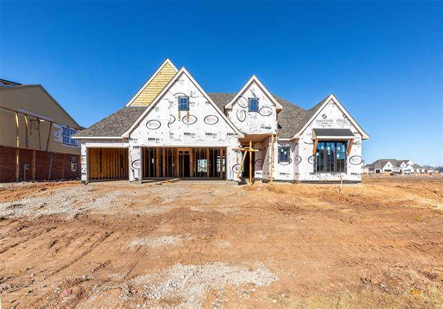 6009 E 127th Place S, Bixby, OK 74008 (MLS #2028863) :: RE/MAX T-town