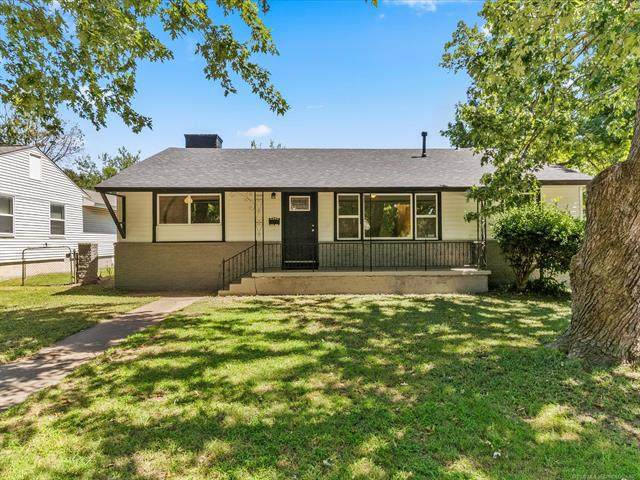 3345 S Louisville Avenue, Tulsa, OK 74135 (MLS #2028867) :: Hopper Group at RE/MAX Results