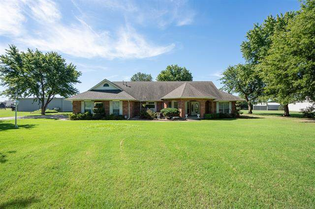 16314 E 81st Court North, Owasso, OK 74055 (MLS #2028904) :: Hopper Group at RE/MAX Results