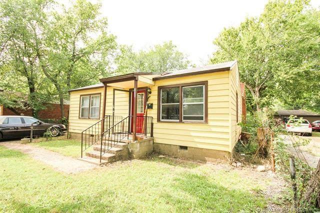 1428 N Rosedale Avenue, Tulsa, OK 74127 (MLS #2029321) :: Active Real Estate