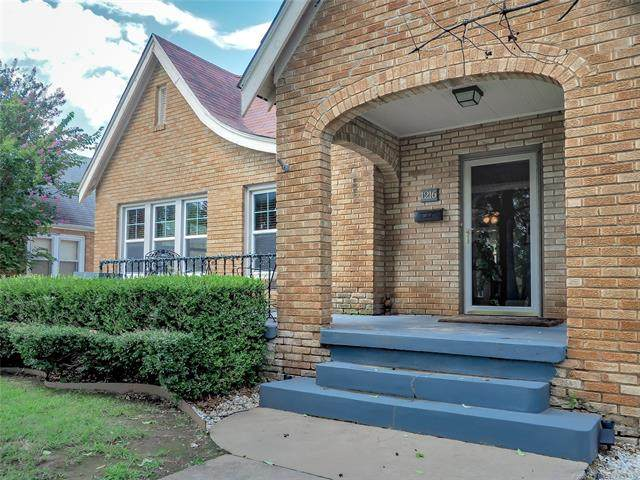 1216 S Jamestown Avenue, Tulsa, OK 74112 (MLS #2029384) :: 918HomeTeam - KW Realty Preferred