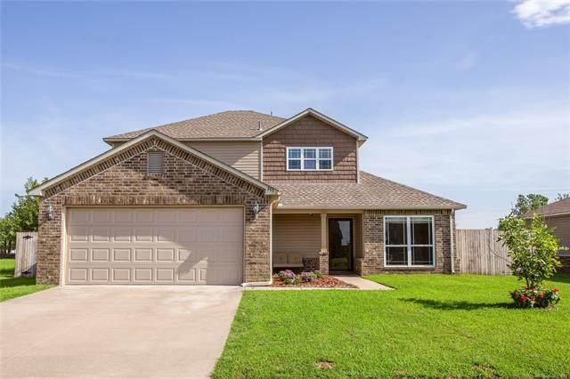 743 E 147th Street S, Glenpool, OK 74033 (MLS #2029526) :: Active Real Estate