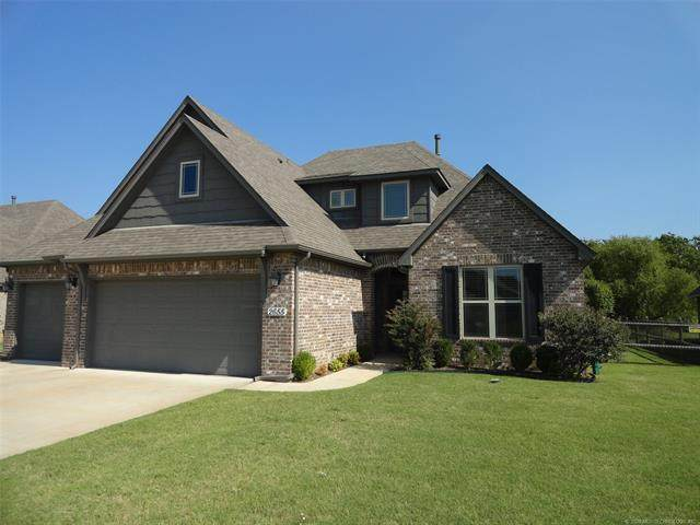 2655 N 17th Street, Broken Arrow, OK 74012 (MLS #2029784) :: 918HomeTeam - KW Realty Preferred