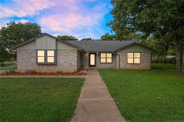115 Craven Drive, Mannford, OK 74044 (MLS #2029902) :: 918HomeTeam - KW Realty Preferred