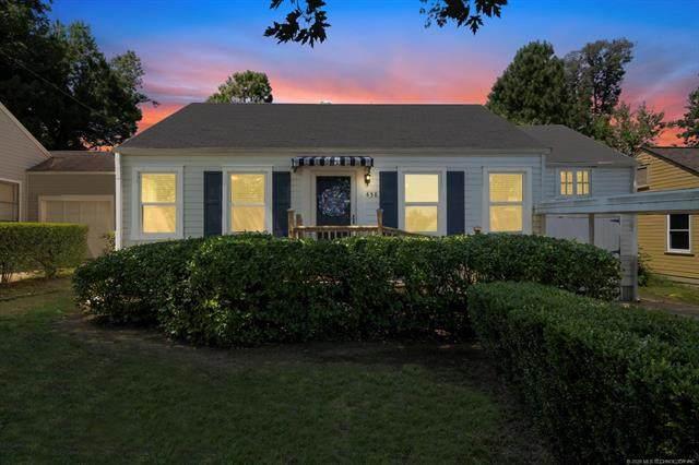 458 S Indianapolis Avenue, Tulsa, OK 74112 (MLS #2030143) :: Active Real Estate