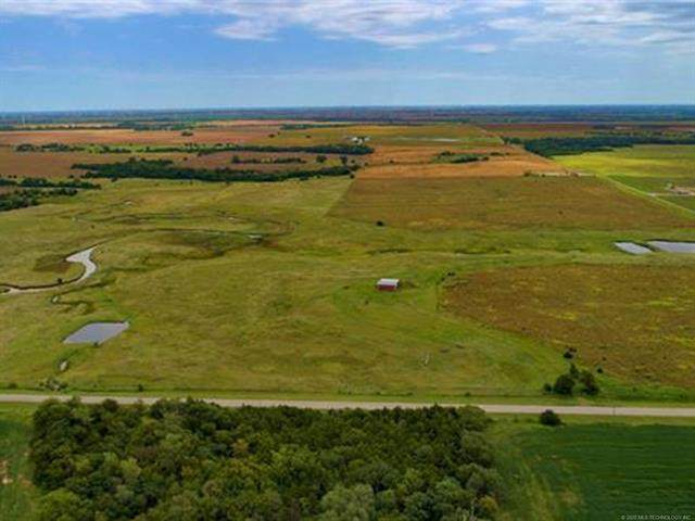 160 County Line Road, Garber, OK 73738 (MLS #2030211) :: Hopper Group at RE/MAX Results