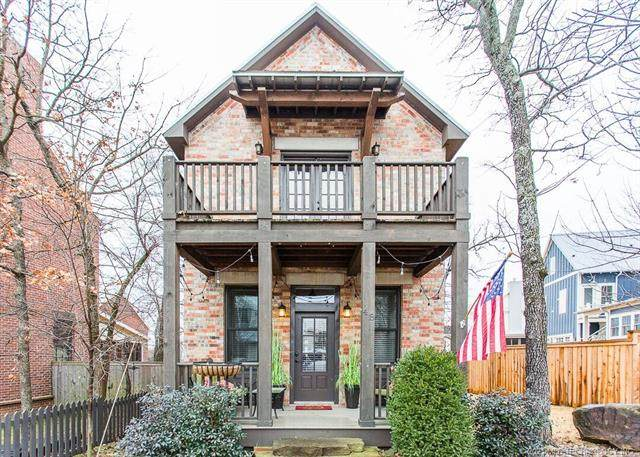 48 Park Street, Carlton Landing, OK 74432 (MLS #2030236) :: Owasso Homes and Lifestyle