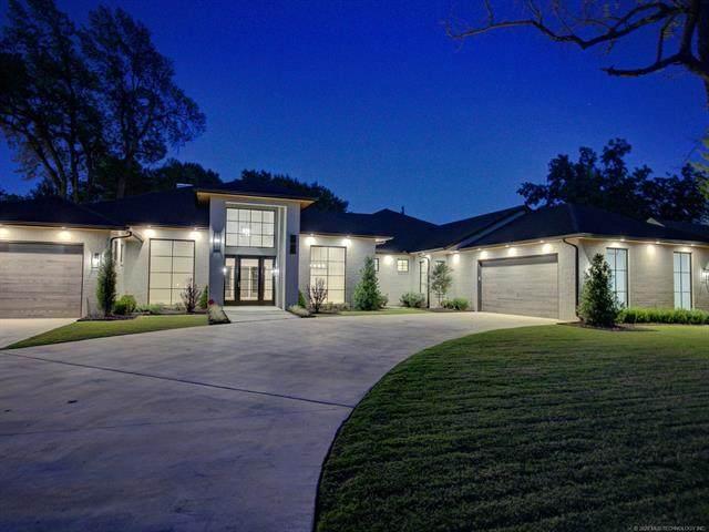 2525 S Delaware Place, Tulsa, OK 74114 (MLS #2030447) :: Active Real Estate