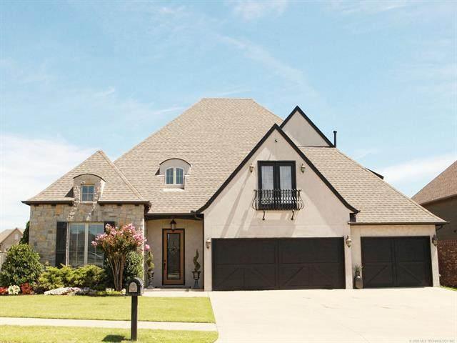 4701 S 165th East Avenue, Tulsa, OK 74134 (MLS #2030540) :: Active Real Estate