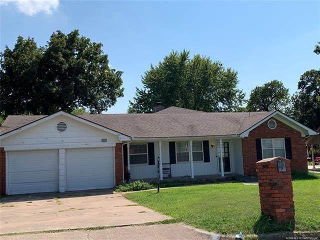 2028 W Ute Street, Tulsa, OK 74127 (MLS #2030626) :: Active Real Estate