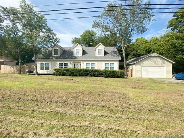 32845 E 700 Road, Wagoner, OK 74467 (MLS #2030700) :: Active Real Estate