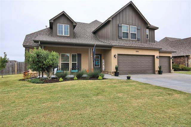 18416 E 48th Place, Tulsa, OK 74134 (MLS #2030753) :: RE/MAX T-town