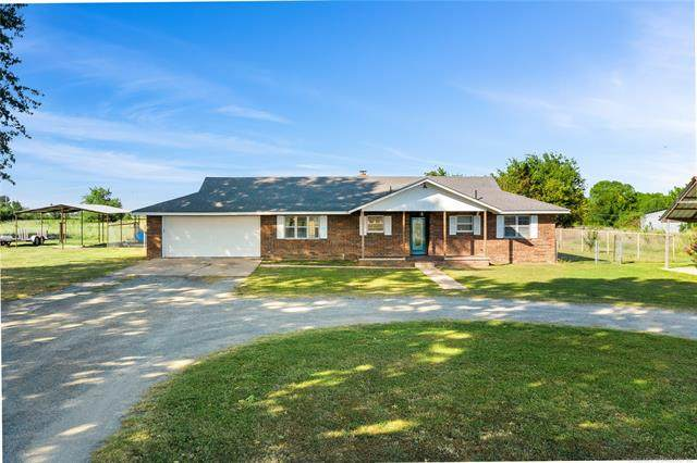 4258 W 530, Pryor, OK 74361 (MLS #2031208) :: RE/MAX T-town