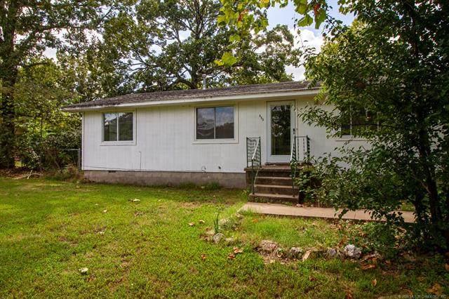 323 Covey Lane, Locust Grove, OK 74352 (MLS #2031373) :: Active Real Estate