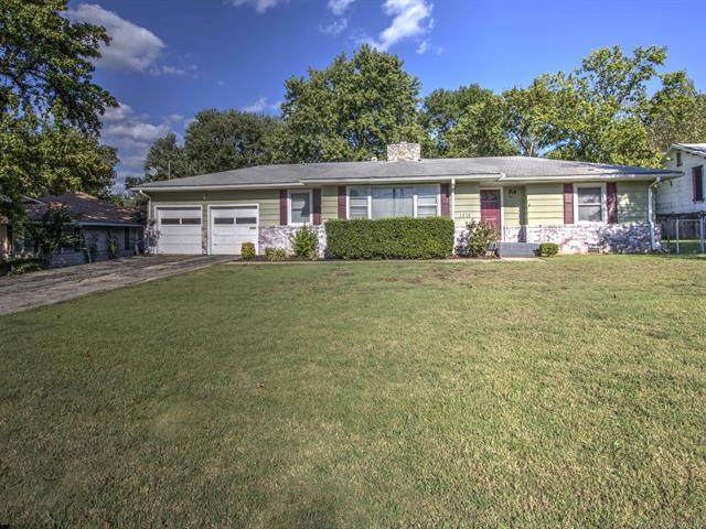 1616 Mission Road, Bartlesville, OK 74006 (MLS #2031484) :: Hopper Group at RE/MAX Results