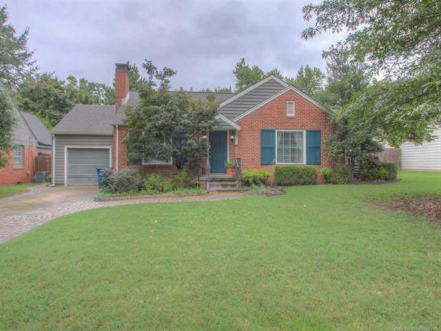 1515 E 37th Street, Tulsa, OK 74105 (MLS #2031591) :: Hometown Home & Ranch