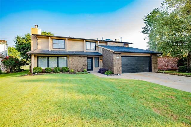 508 E Natchez Street, Broken Arrow, OK 74011 (MLS #2031694) :: Active Real Estate