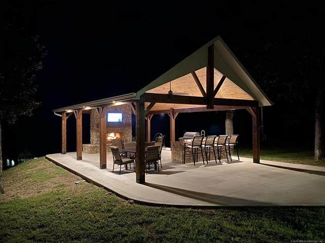 95933 Mountain View Drive, Gore, OK 74435 (MLS #2031719) :: Hometown Home & Ranch