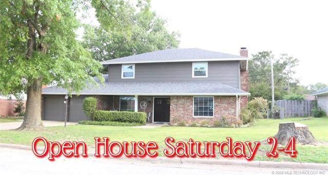2008 E 14th Place, Ada, OK 74820 (MLS #2031722) :: Hometown Home & Ranch