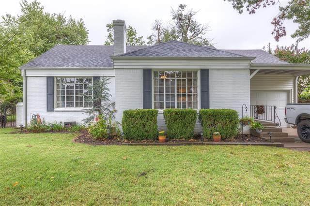 3536 E 22nd Street, Tulsa, OK 74114 (MLS #2031827) :: Active Real Estate