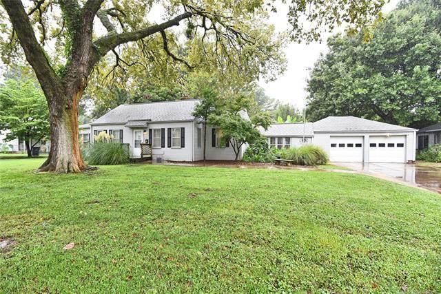 5516 S Newport Avenue, Tulsa, OK 74105 (MLS #2032955) :: Active Real Estate
