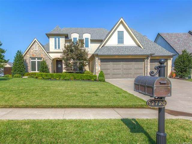 12720 S 3rd Street, Jenks, OK 74037 (MLS #2033065) :: Hopper Group at RE/MAX Results