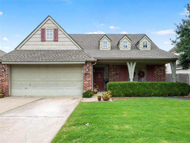 8433 S 112th East Avenue, Tulsa, OK 74133 (MLS #2033076) :: Active Real Estate