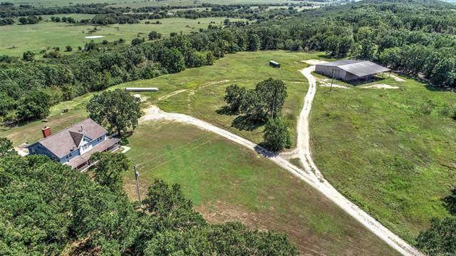29635 S 186th Road, Henryetta, OK 74437 (MLS #2033172) :: Active Real Estate