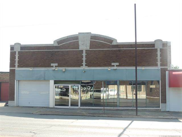 111 S Main Street, Sapulpa, OK 74066 (MLS #2033232) :: Hometown Home & Ranch