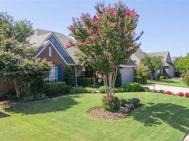10410 E 112th Place S, Bixby, OK 74008 (MLS #2033275) :: Active Real Estate