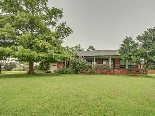 1427 E Bryan Avenue, Sapulpa, OK 74066 (MLS #2033291) :: Active Real Estate