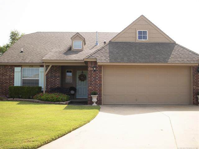 135 Dp Newman Circle, Kiefer, OK 74041 (MLS #2033441) :: Hopper Group at RE/MAX Results