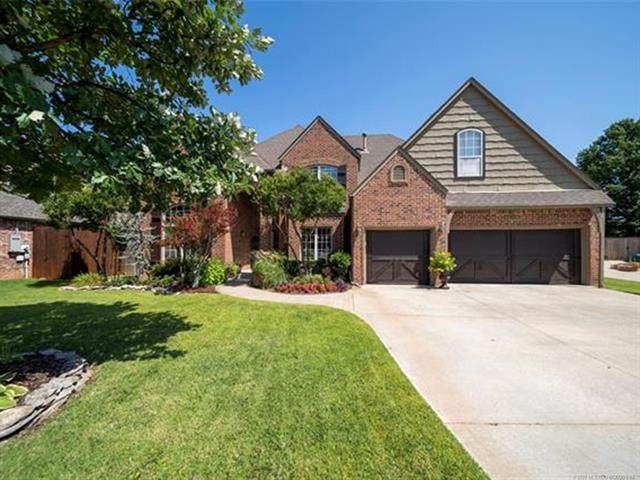 5717 E 110th Street, Tulsa, OK 74137 (MLS #2033496) :: 918HomeTeam - KW Realty Preferred