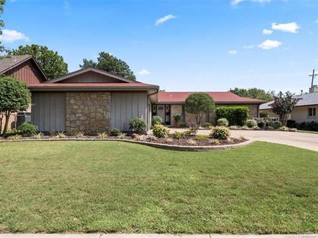 5361 S 74th East Avenue, Tulsa, OK 74145 (MLS #2033614) :: Active Real Estate