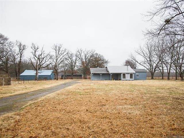 19886 E Willis Road, Tahlequah, OK 74464 (MLS #2033655) :: Active Real Estate