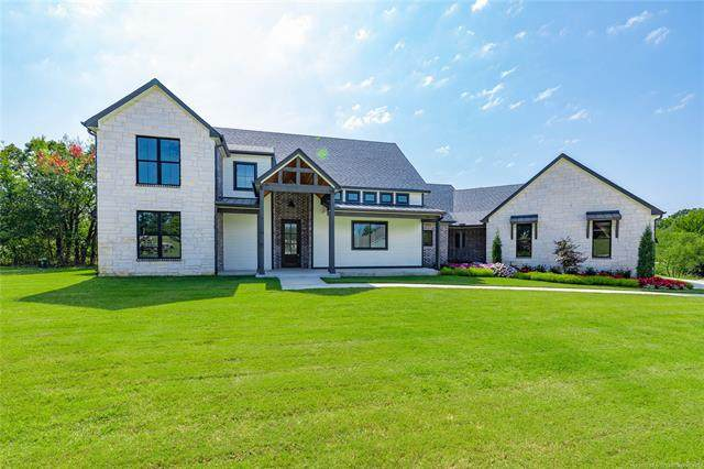 4671 Starling Court, Sapulpa, OK 74066 (MLS #2033700) :: Hopper Group at RE/MAX Results