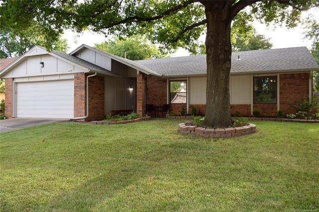 1221 S Chestnut Avenue, Broken Arrow, OK 74012 (MLS #2033706) :: Active Real Estate